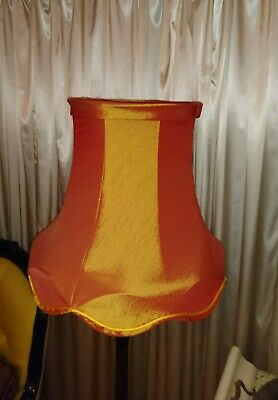 Vintage/Retro Floor Lamp with Large shade