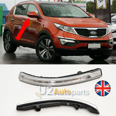 87624-D9000 Right Mirror Indicator Turn Signal Repeater for Kia Sportage 15-2017