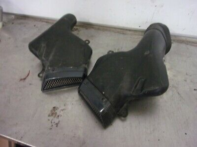 suzuki tl 1000 r intake air scoops with carbon ends