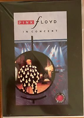 "PINK FLOYD : ""Delicate Sound Of Thunder"" (RARE DVD)"