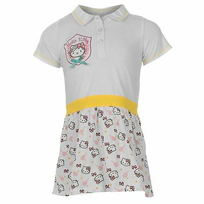 Hello Kitty:beautiful Tennis Theme Dress,2/3Yr,New With Tags