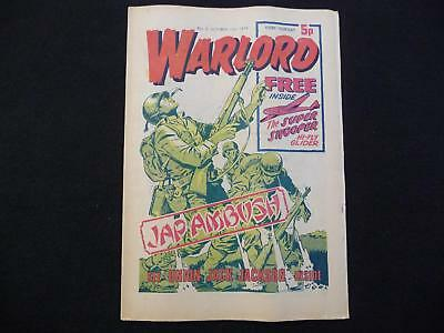 Warlord comic issue 3 (LOT#1407)