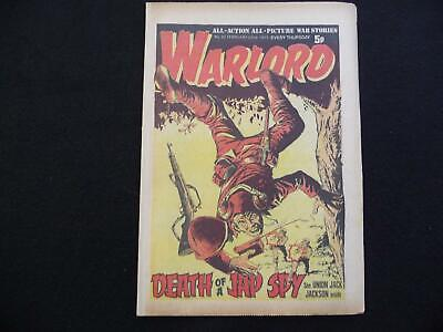 Warlord comic issue 22 (LOT#1420)