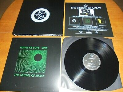 The Sisters of Mercy Some girls wander by mistake vinyl lp record