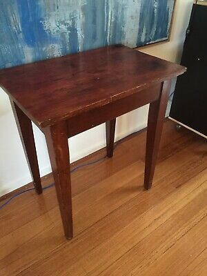 Victorian Antique Desk , Or Small Table