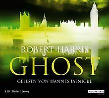 Ghost by Robert Harris   Book   condition good