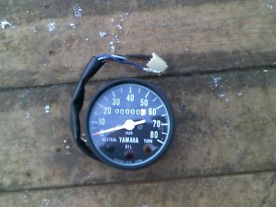 Yamaha Rs100 Speedometer Assembly. New.