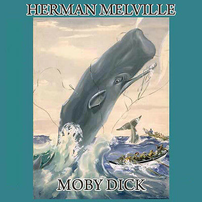 Herman Melville - Moby Dick - Audiobook on mp3CD