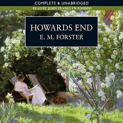 E.M Forster Audiobook Collection on 2 x mp3CD's