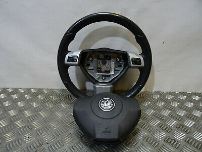 VAUXHALL ASTRA H Steering Wheel with controls
