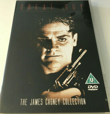 DVD - Great Guy - The James Cagney Collection (2007)