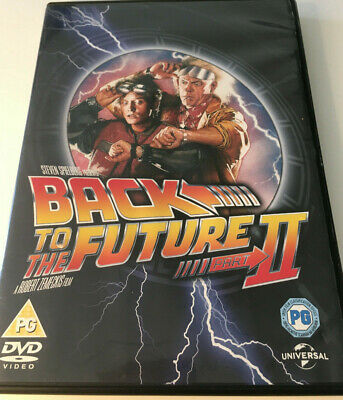 DVD - Back to the Future 2 (2015)
