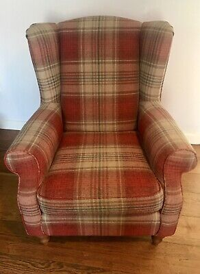 Sherlock Arm Chair R.R.P £499 Excellent Used Condition Very Little Use