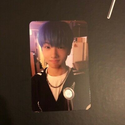 nct dream we young jisung official photocard