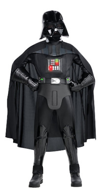 Star Wars Darth Vader Costume Deluxe for Child, Size Small, with Lightsaber