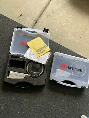 Keysight Agilent N7000A InfiniiMax 8 GHz Oscilloscope Probe Amplifier