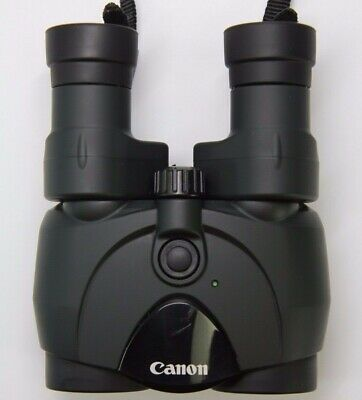 Canon 10 x 30 IS Binoculars Image Stabilizer