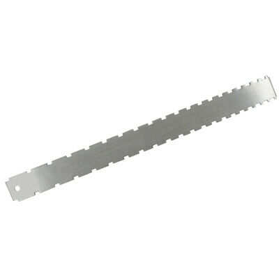 Guitar Bass Fretboard Neck Notched Straight Edge Luthier Tool Guitar Parts