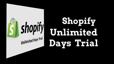 Free Unlimited Shopify Trial.The store can make sales, no credit card needed.