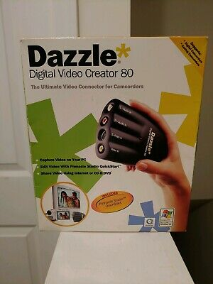 DAZZLE DVC 80 PINNACLE SYSTEMS DRIVER DOWNLOAD