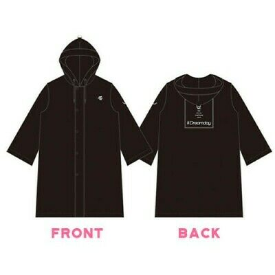 TWICE Japan Dome Tour Dreamday Official Goods Bench Coat Jacket Hoodie Large NEW
