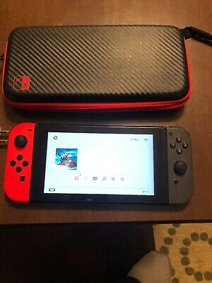 Nintendo switch 32gb tablet with accessories!