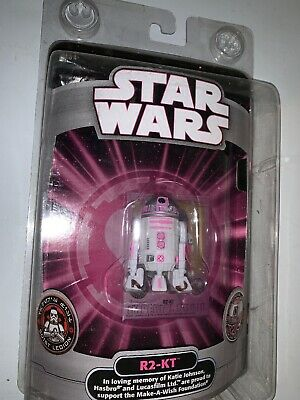 Star Wars R2-KT Droid 501st Legion 2007 Comicon Exclusive Pink Droid Figure
