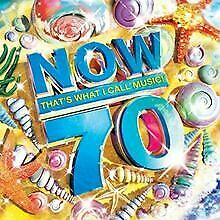 Now That's What I Call Music! 70 by Various Artists | CD | condition acceptable
