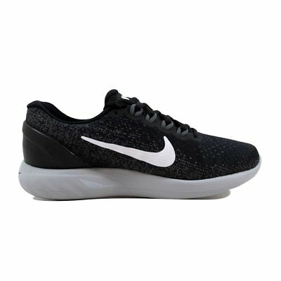 fc49a5770 NIKE LUNARGLIDE 3 Dark Grey Red Volt Men Light Running Shoes 454164 ...