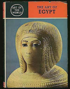 Irmgard WOLDERING / The Art of Egypt The Time of the Pharaohs First Edition 1963