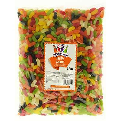 Kingsway Jelly Beans Retro Party Wedding Jellies/Gums/Chews
