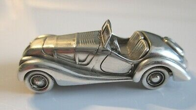 Silber Modell Auto BMW 328  925 Sterling Silber