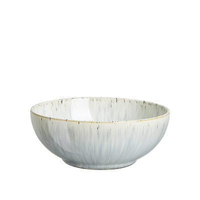 Denby USA Halo Coupe Cereal Bowl, Speckle