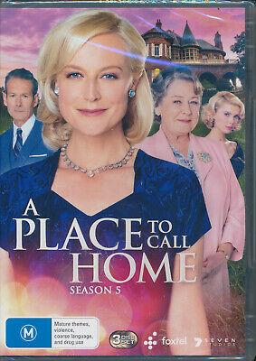 A Place to Call Home Fifth Series 5 Five DVD NEW Region 4