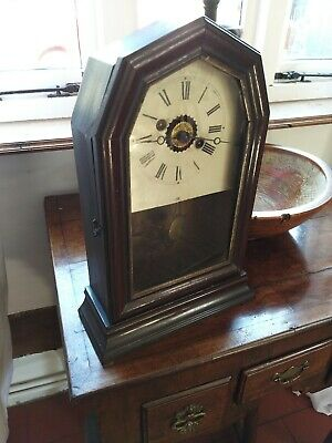 Pluribus Mantle Clock For Parts Not Working