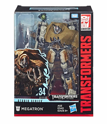 Transformers MW-001 alloy amplifies aircraft megatron L class leader play movie