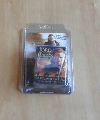 TCG The Lord of the Rings - Return of the King Starter + dt. Promokarte - Neu