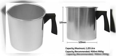 Your Crafts Wax Melting / Pouring Pitcher Jug Aluminium Pot for Candle