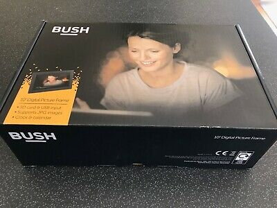 Bush 10 inch Digital Photo frame