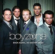 Back Again...No Matter What - The Greatest Hits by Boyzone | CD | condition good