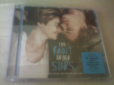 The Fault In Our Stars (Ost) - Soundtrack Cd Album - Ed Sheeran/birdy/charli Xcx