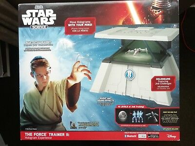 Star Wars Science The Force Trainer II 2 Hologram Jedi experience  new/sealed