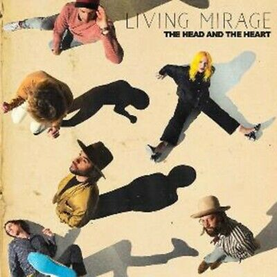 The Head and the Heart - Living Mirage - New CD - Pre Order - 17th May
