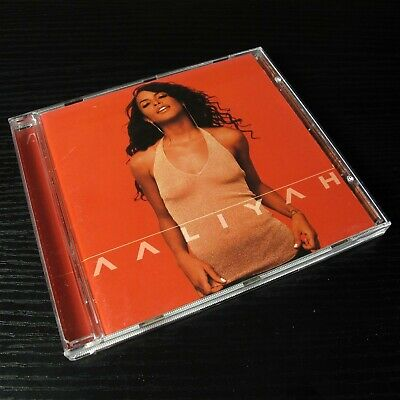 Aaliyah - S/T Self Titled JAPAN CD VJCP-68264 #108-2
