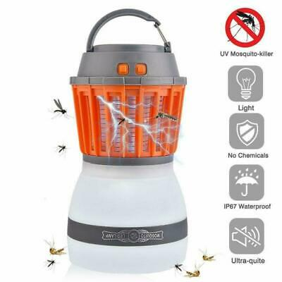 AITOO Camping Lights with Bug Zapper Mosquito Repellent Function,IP67 Waterproof