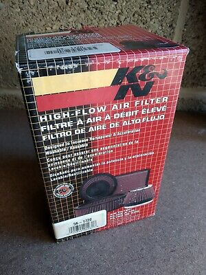 K&N High-Flow Air Filter 56-1720 Custom Racing Assembly