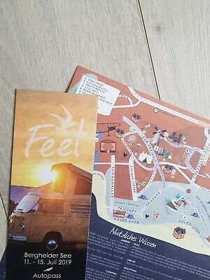 Feel Festival Autopass Ticket Car 2019