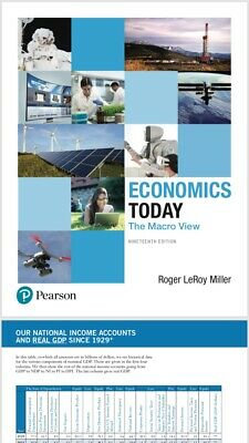 Economics Today 19th Edition By Roger Leroy Miller 2017 Ebook