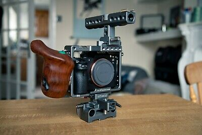 Sony Alpha A7S II Digital Camera (Body Only) plus TILTAES-T17 cage