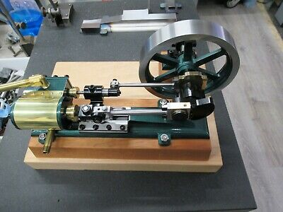 Model Kits STEAM ENGINE PLANS ONLY horizontal mill type lathe CNC